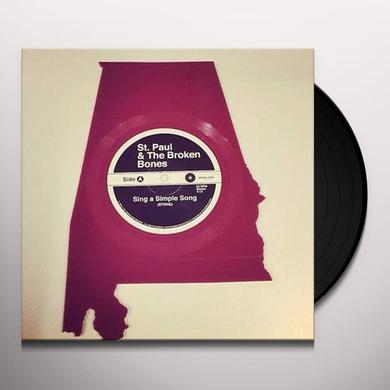 St Paul & Broken Bones LIVE FROM THE ALABAMA THEATRE Vinyl Record - Canada Release