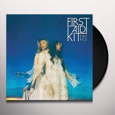 First Aid Kit AMERICA Vinyl Record - Canada Import