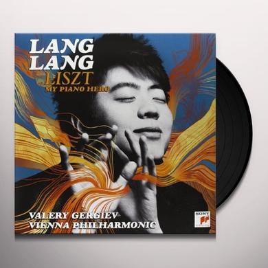 Lang Lang LISZT: MY PIANO HERO Vinyl Record - Canada Import