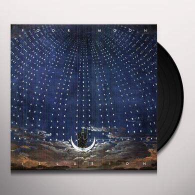 Poor Moon ILLUSION Vinyl Record - Canada Import