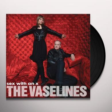 The Vaselines SEX WITH AN X Vinyl Record