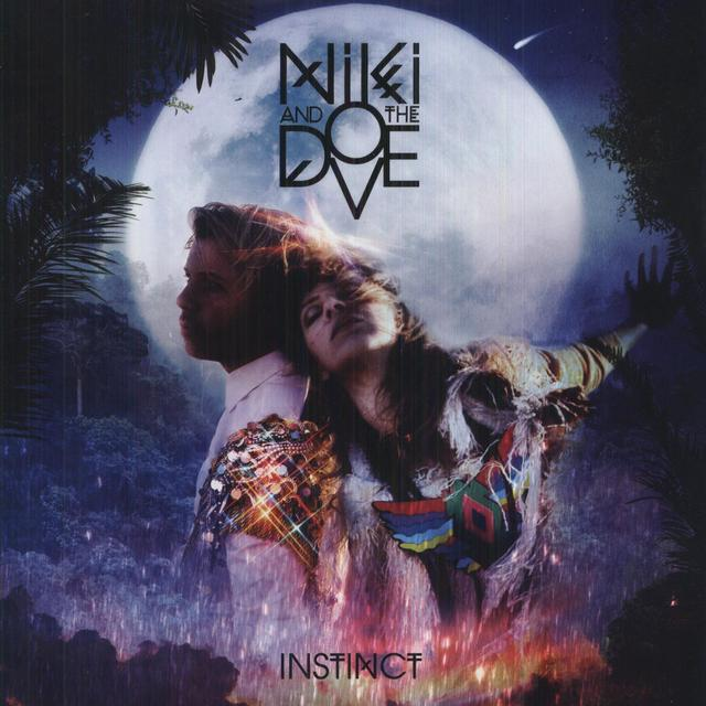 Niki & The Dove INSTINCT Vinyl Record - Canada Import