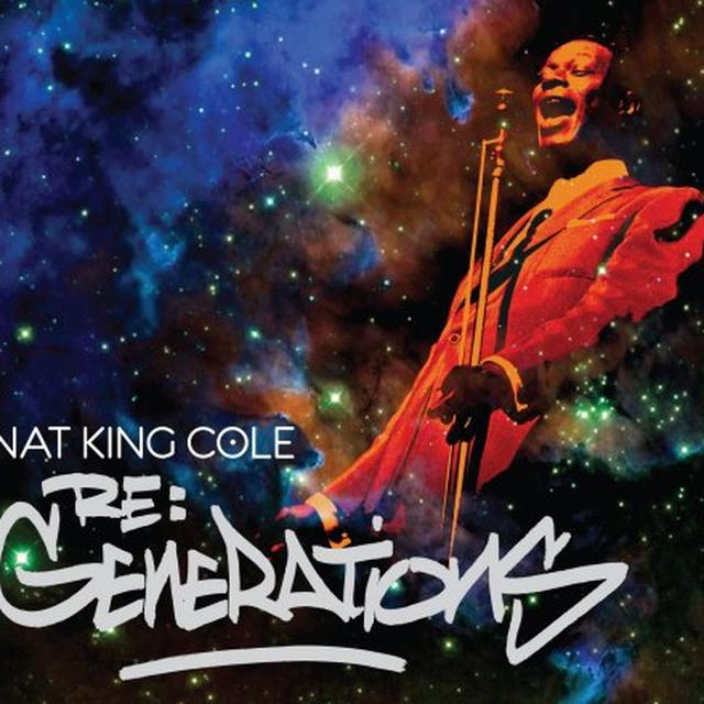 Nat King Cole RE: GENERATIONS Vinyl Record - Canada Import