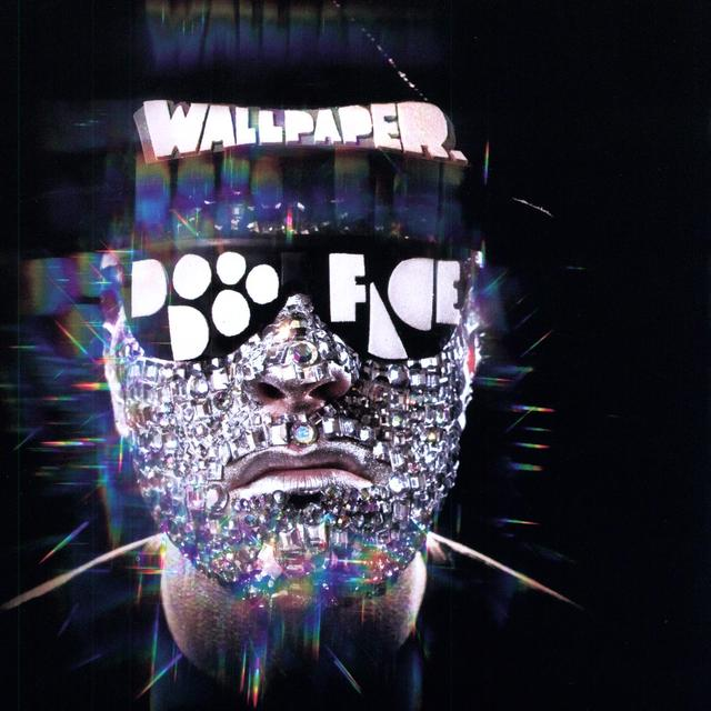 Wallpaper DOODOO FACE Vinyl Record - Canada Import
