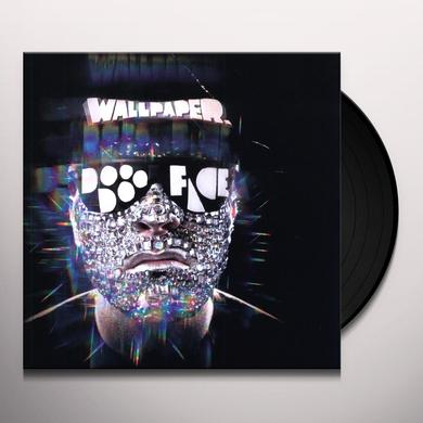 Wallpaper DOODOO FACE Vinyl Record
