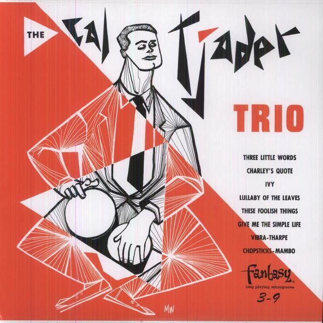 CAL TJADER TRIO Vinyl Record - 10 Inch Single, Canada Import