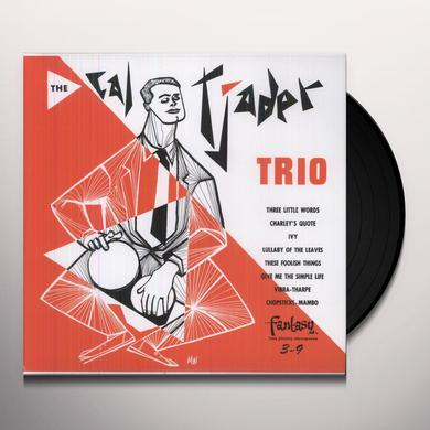 CAL TJADER TRIO Vinyl Record - 10 Inch Single, Canada Import