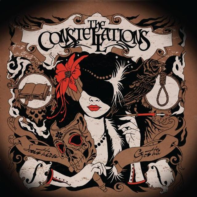 Constellations SOUTHERN GOTHIC Vinyl Record - Canada Import