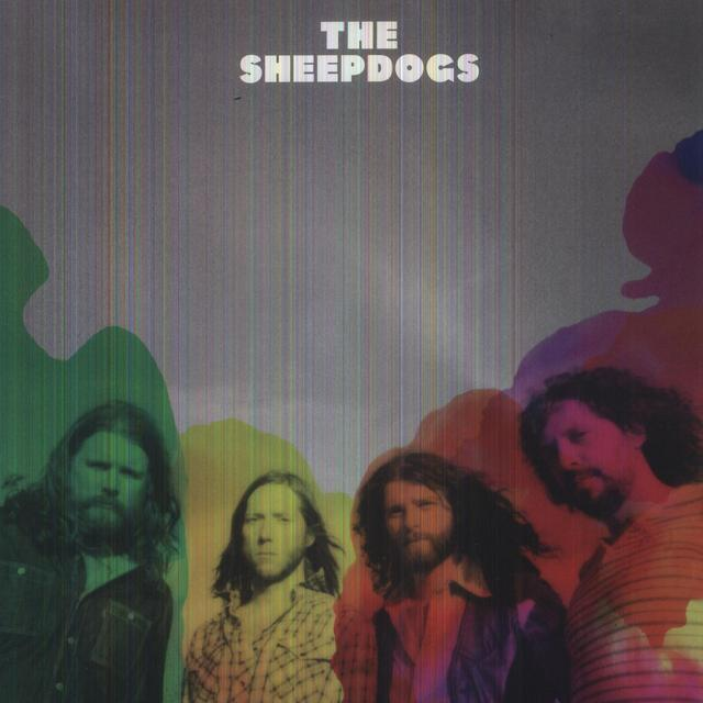 SHEEPDOGS Vinyl Record - Canada Import