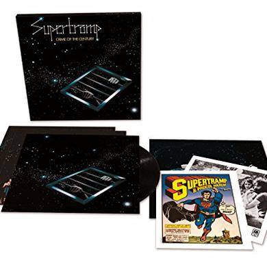 Supertramp CRIME OF THE CENTURY (40TH ANNIVERSARY EDITION) Vinyl Record
