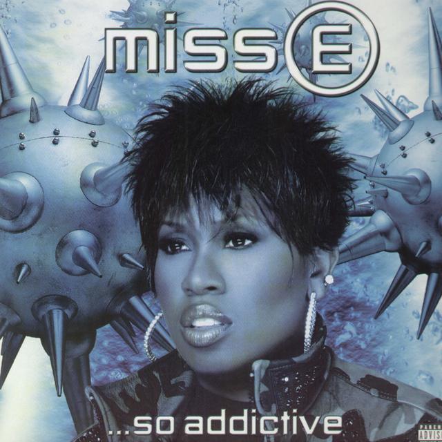 Missy Misdemeanor Elliott MISS E. SO ADDICTIVE Vinyl Record - Canada Import
