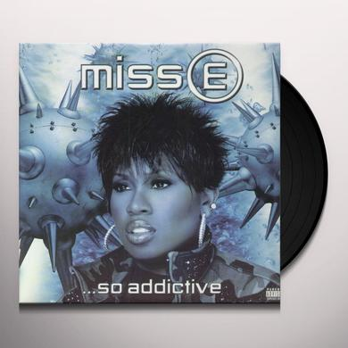 Missy Misdemeanor Elliott MISS E. SO ADDICTIVE Vinyl Record