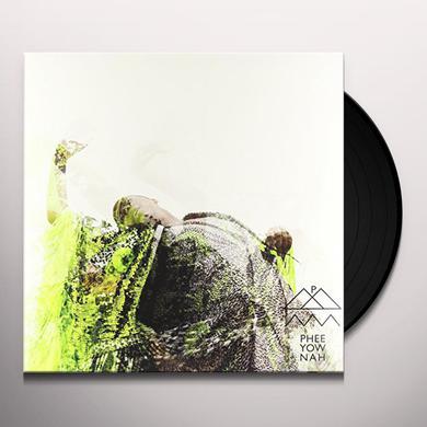 PHEEYOWNAH ZERO9ZERO9 Vinyl Record
