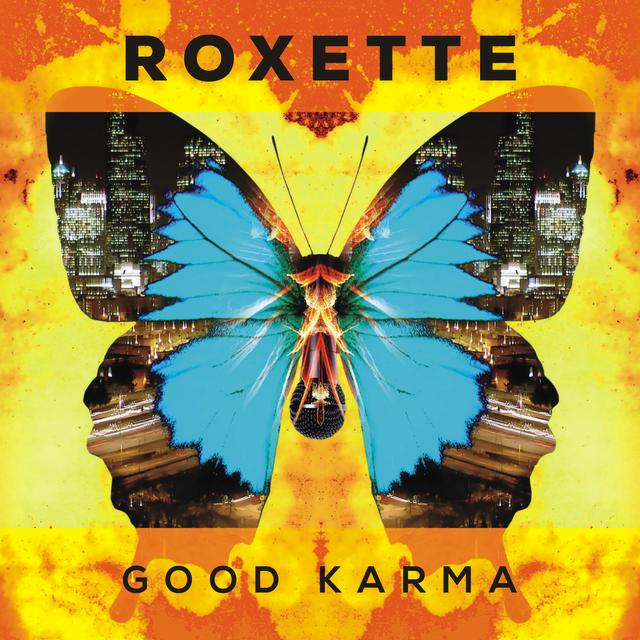 Roxette GOOD KARMA Vinyl Record - UK Import