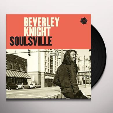 Beverley Knight SOULSVILLE Vinyl Record
