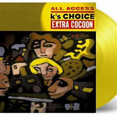 K's Choice EXTRA COCOON ALL ACCESS Vinyl Record