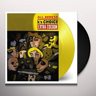 K's Choice EXTRA COCOON ALL ACCESS Vinyl Record - Holland Import