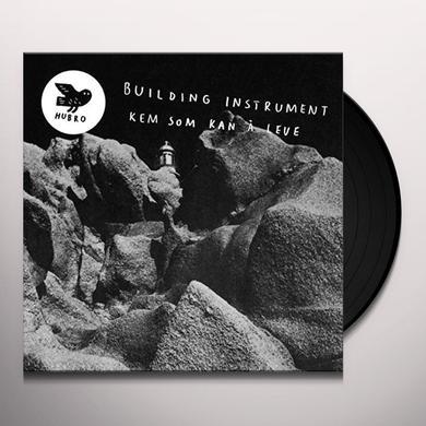 Building Instrument KEM SOM KANA LEVE Vinyl Record