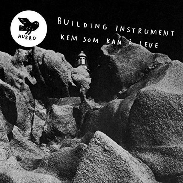 Building Instrument KEM SOM KANA LEVE Vinyl Record - Holland Import