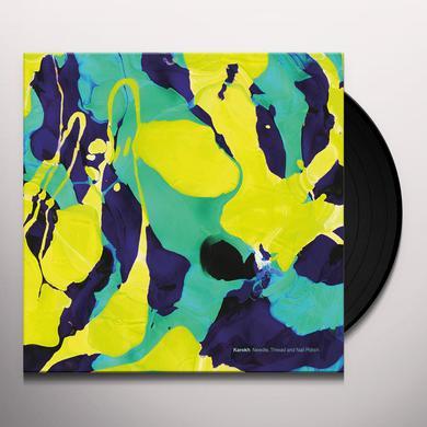 KAROKH NEEDLE THREAD & NAIL POLISH Vinyl Record