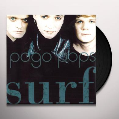 POGO POPS SURF Vinyl Record