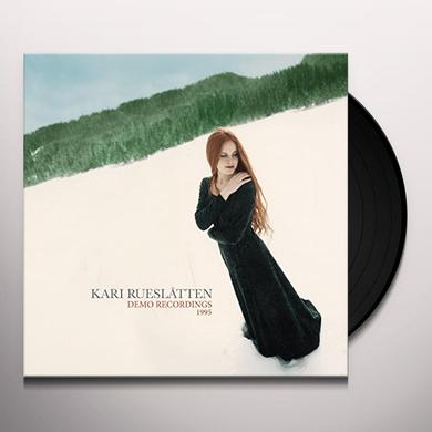 Kari Rueslatten DEMO RECORDINGS Vinyl Record