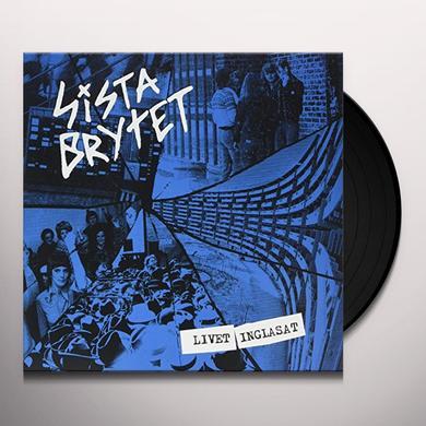SISTA BRYTET LIVET INGLASAT Vinyl Record - Holland Import