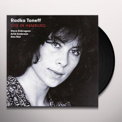 Radka Toneff LIVE IN HAMBURG Vinyl Record