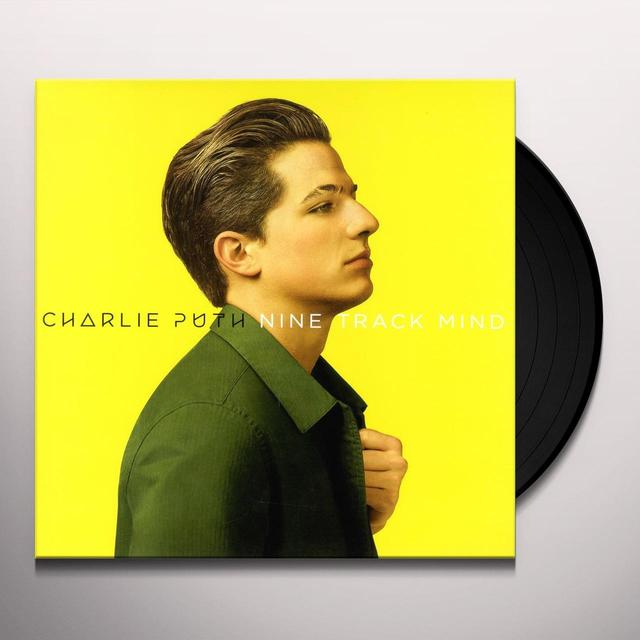 PUTH,CHARLIE NINE TRACK MIND: LIMITED EDITION  (HK) Vinyl Record - Limited Edition