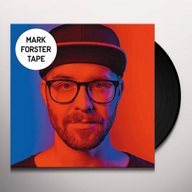 Mark Forster TAPE (HK) Vinyl Record
