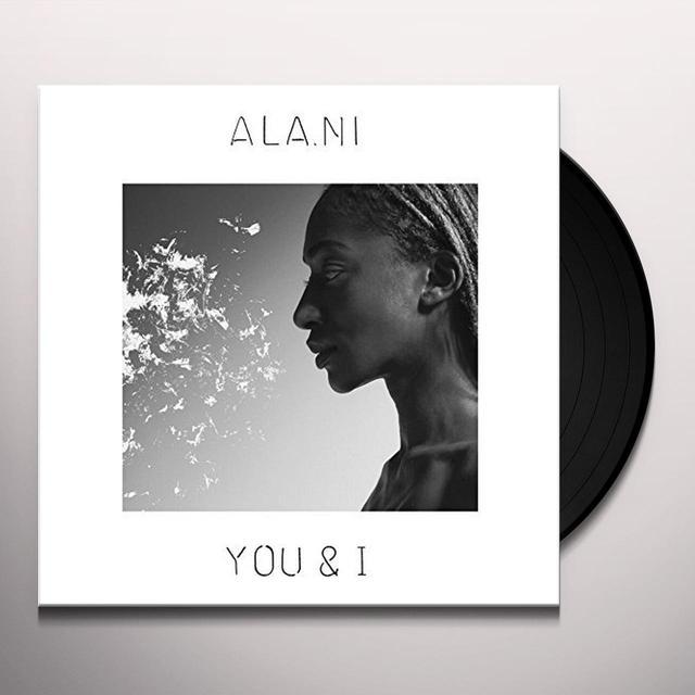 ALA.NI YOU & I Vinyl Record - UK Import