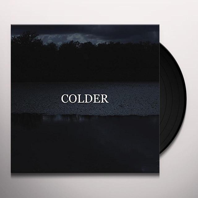 Colder GOODBYE Vinyl Record - UK Import
