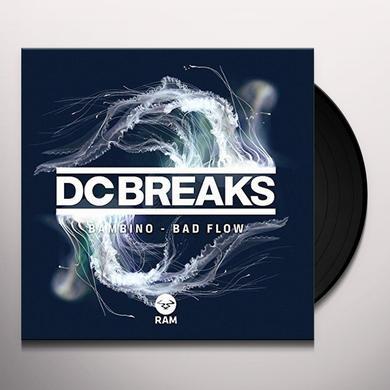 Dc Breaks BAMBINO / BAD FLOW Vinyl Record - UK Import