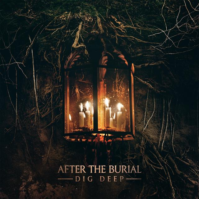 After The Burial DIG DEEP Vinyl Record - Colored Vinyl, Digital Download Included