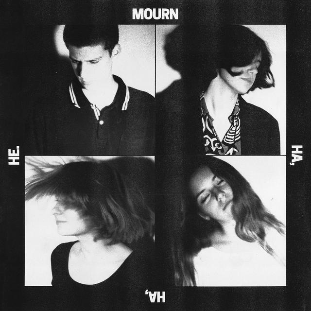 Mourn HA HA HE Vinyl Record - Digital Download Included