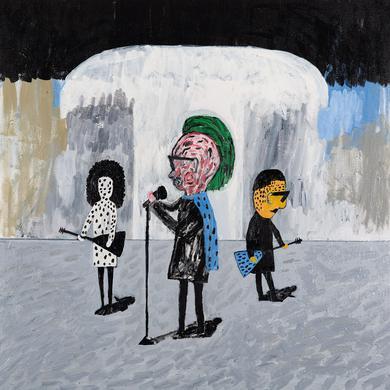 MOONFACE & SIINAI MY BEST HUMAN FACE Vinyl Record