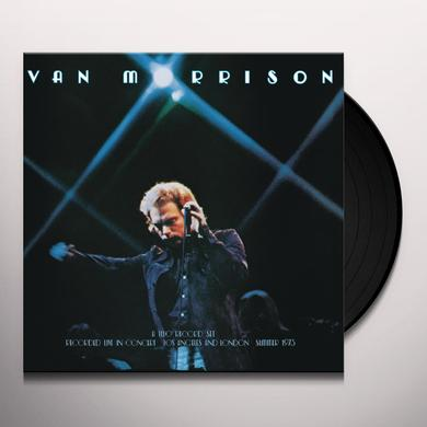 Van Morrison IT'S TOO LATE TO STOP NOW: VOLUME I Vinyl Record