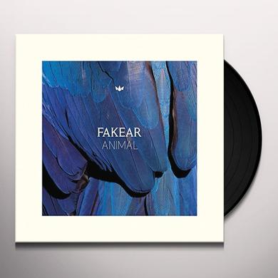 Fakear ANIMAL Vinyl Record - Gatefold Sleeve, Digital Download Included