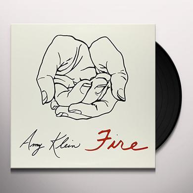 Amy Klein FIRE Vinyl Record