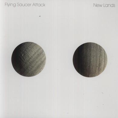 Flying Saucer Attack NEW LANDS Vinyl Record
