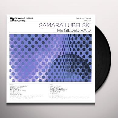 Samara Lubelski GILDED RAID Vinyl Record - 180 Gram Pressing, Poster, Digital Download Included