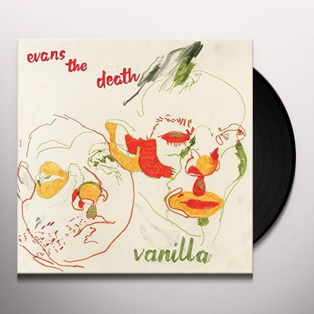 Evans The Death VANILLA Vinyl Record