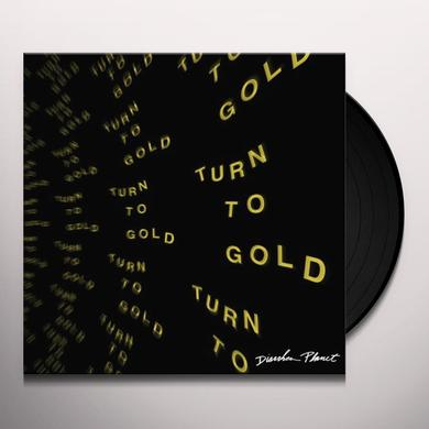 Diarrhea Planet TURN TO GOLD Vinyl Record