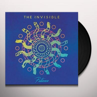 Invisible PATIENCE Vinyl Record - Digital Download Included