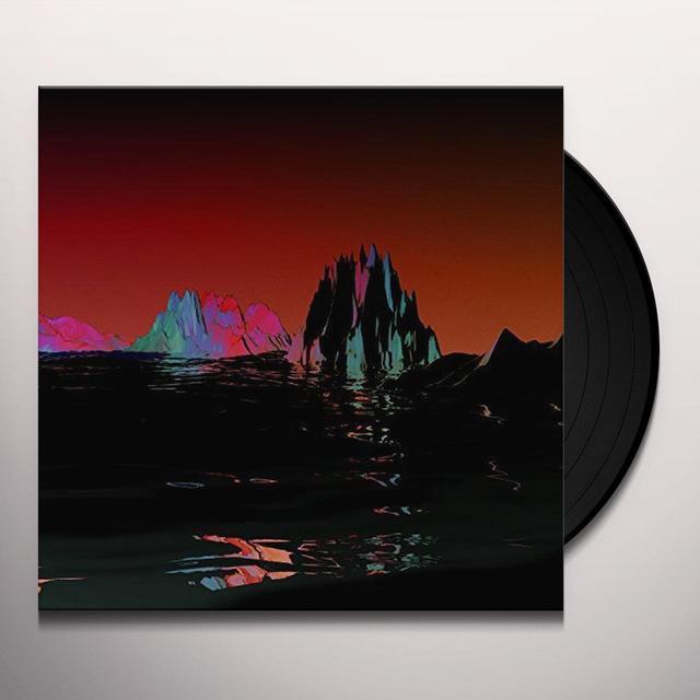 Space Dimension Controller ORANGE MELAMINE Vinyl Record - Gatefold Sleeve, Digital Download Included