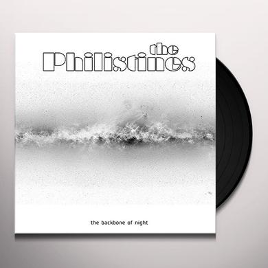 PHILISTINES BACKBONE OF NIGHT Vinyl Record