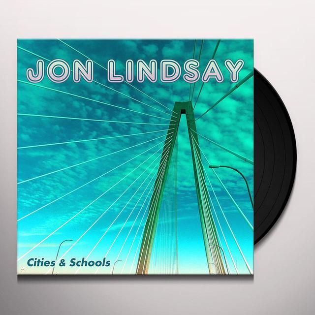 Jon Lindsay CITIES & SCHOOLS Vinyl Record