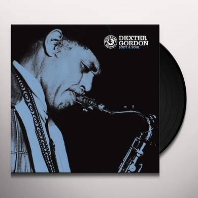 Dexter Gordon BODY & SOUL Vinyl Record - 180 Gram Pressing