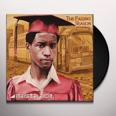 Masta Ace FALLING SEASON Vinyl Record