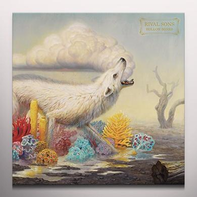 Rival Sons HOLLOW BONES Vinyl Record - Colored Vinyl, Purple Vinyl